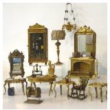Spring Dollhouse & Miniature Auction