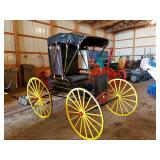 Parker Online Auction - Buggies, Mower, Tack & More