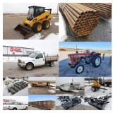 Online Only Equipment Auction