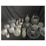 Lot of Mixed Glass - Waterford, Arcorac and more