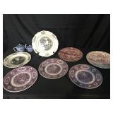 Mixed Lot of Porcelain 9 Pieces