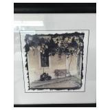 Hand Tinted Photograph - Alan Blaustein