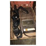 Cassette player / CB parts