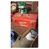 Milwaukee metal toolbox