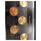 2000 gold set all hands on deck 2002 gold coin