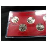 2002 Denver coin set
