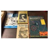 Four assorted books (Mr. Wolford)