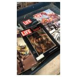 Life magazines. 11 magazines