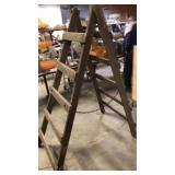 Vintage ladder project