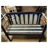 Country primitive bench