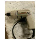 3/8 Handi Works single speed reversible drill