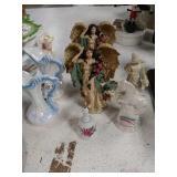 Glass Bells glass vases figurines
