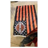 2 Harley davidsonflags