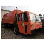 2004 CRANE CARRIER REAR LOADER  #1CYCCL58X4T046331