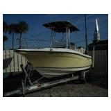 2004 CENTURY 20 FT CENTER CONSOLE #CEB047KCJ304
