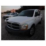 2005 DODGE DURANGO #1D4HD38N65F541036