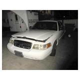 2009 FORD CROWN VIC #2FAHP71V99X128842