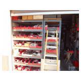 Storage Unit Auctions - Redwood City - Coin-Op Laundry Parts