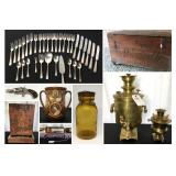 Large Antique Household Auction