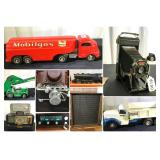 Vintage Toys-Trains-Electronics and Photography Equip.