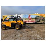 JCB 525-60 like new