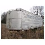 Great Dane aluminum storage trailer