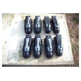 "BUNDLE OF (8) 1 7/8"" TRAILER HITCHES"