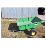 John Deere 10P utility wagon