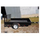 Big Max 8ft utility trailer