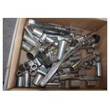 Craftsman and Snap On Sockets and Misc. Sockets &
