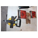 Oil Seals and Tape Measure