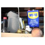 WD 40, Oil Drip Can, Oil Pitcher, Hand Drill etc.