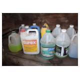 Antifreeze, W/S fluid,