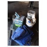 Creep, Floor dry, Ridice, tarp, Shop Towels