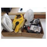 Fans, Hair Dryers, 300 Ft Tape Measure, Power