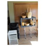Baskets and Shelves