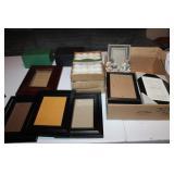 Picture Frames, Albums, Candles, Decorative Boxes
