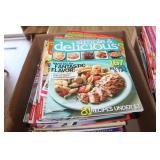 Cookbooks and Magazines