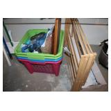 Baskets, Umbrella, Clock, Dryer Rack, etc.