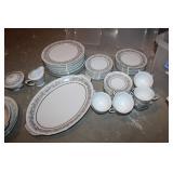 Florentine by Sango China - Plates, Coffee Cups,