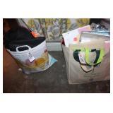 Reusable bags (2 bags full)