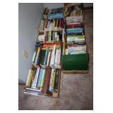 Books (8 flats)