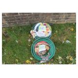 Two New Garden Hoses