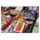 Lot of office/school supplies