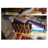 Shelf Contents - Office Supplies