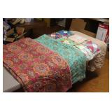 Quilt and Afghans