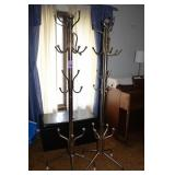 Brass Coat Racks