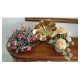3 Piece Floral Group