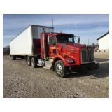 2011 Kenworth Construction T800 - VUT