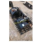 "75"" rock & brush grapple"